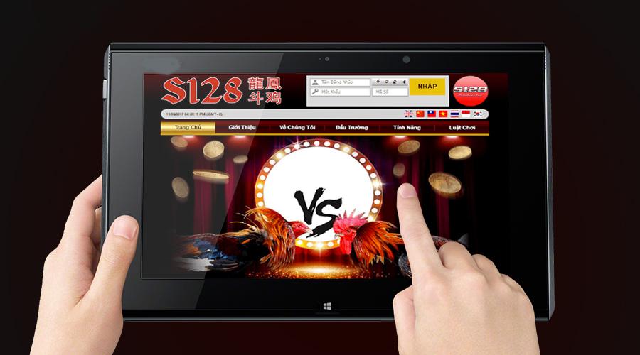 Tải ứng dụng S128 tham gia cá cược đá gà trực tuyến