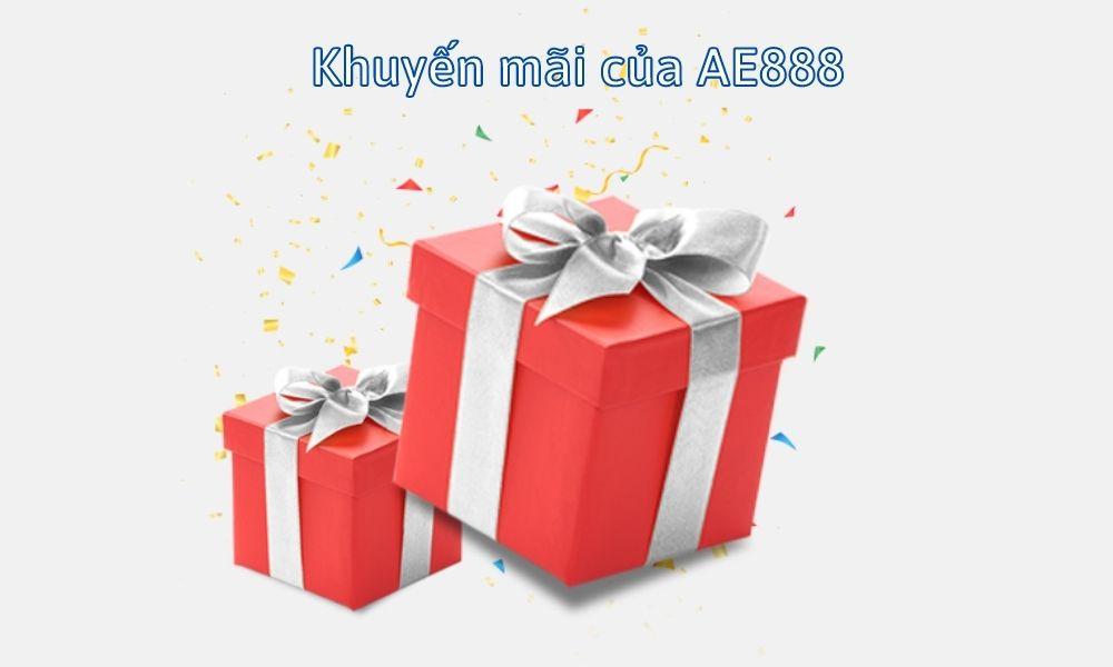 Khuyến mãi của AE888