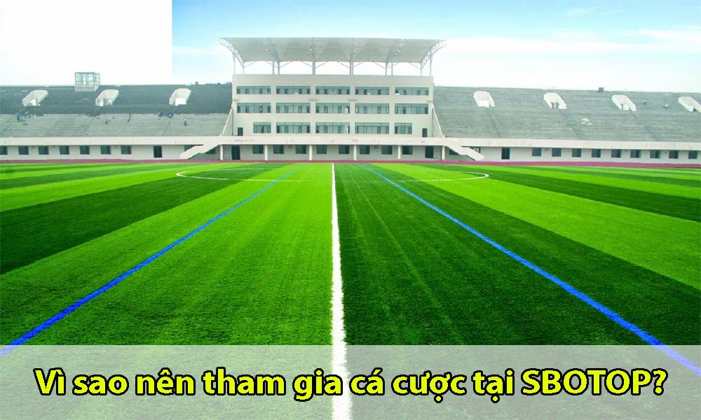 Cá cược thể thao uy tín tại SBOTOP