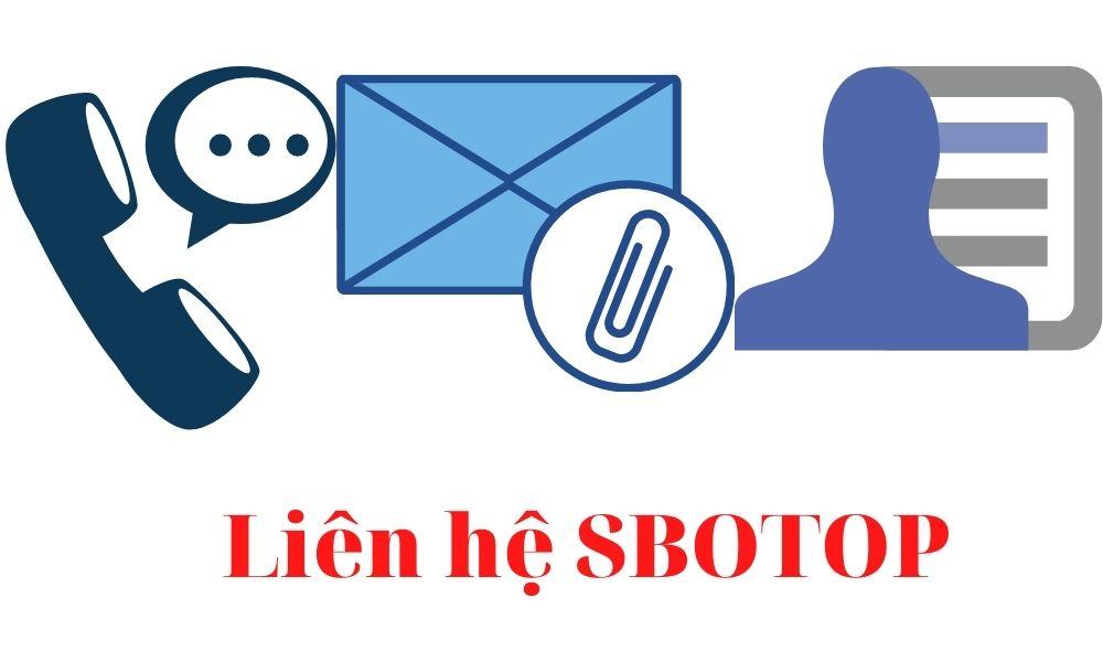 Thông tin liên hệ SBOTOP