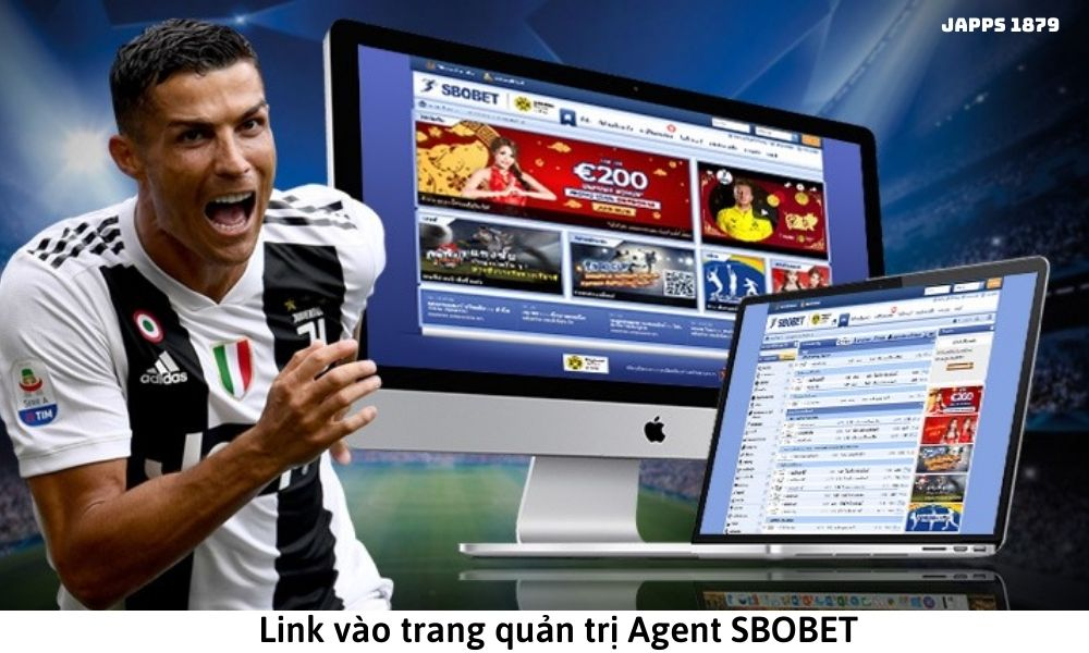 Link vào trang quản trị Agent SBOBET